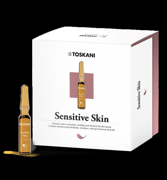TKN Sensitive skin Ampoules