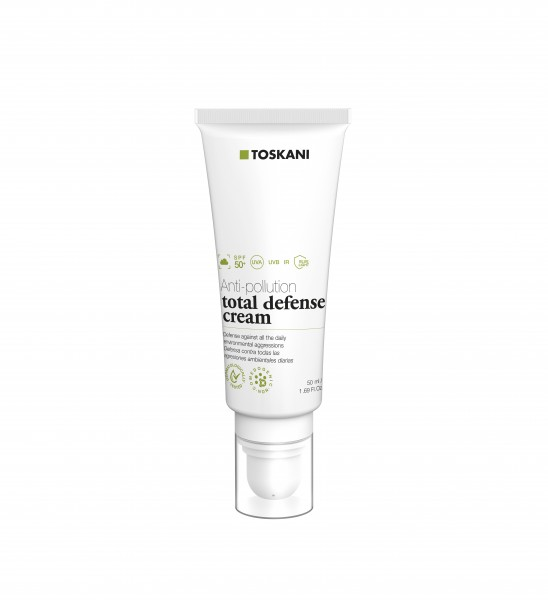 TKN Anti-pollution Total Defense Cream