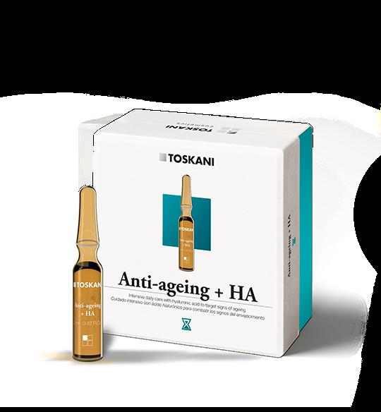 TKN Anti-ageing + HA Ampoule