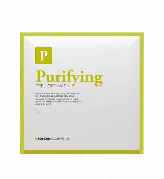 TKN Purifying Peel Off Mask